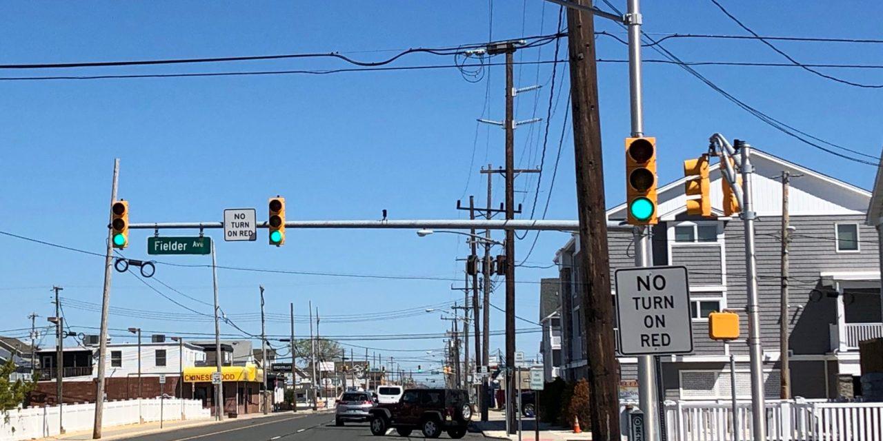 Barrier Island North: Traffic Signals Now Working