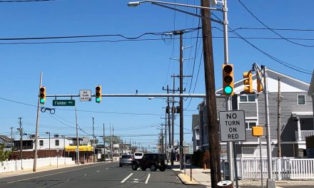 Barrier Island North: Traffic Signals Now Working