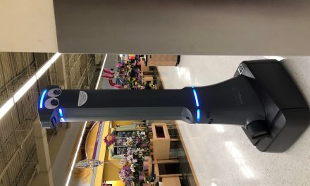 Stop & Shop: Marty the Robot Employee