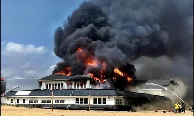 NEPTUNE: Ocean Grove Boardwalk Fire Update