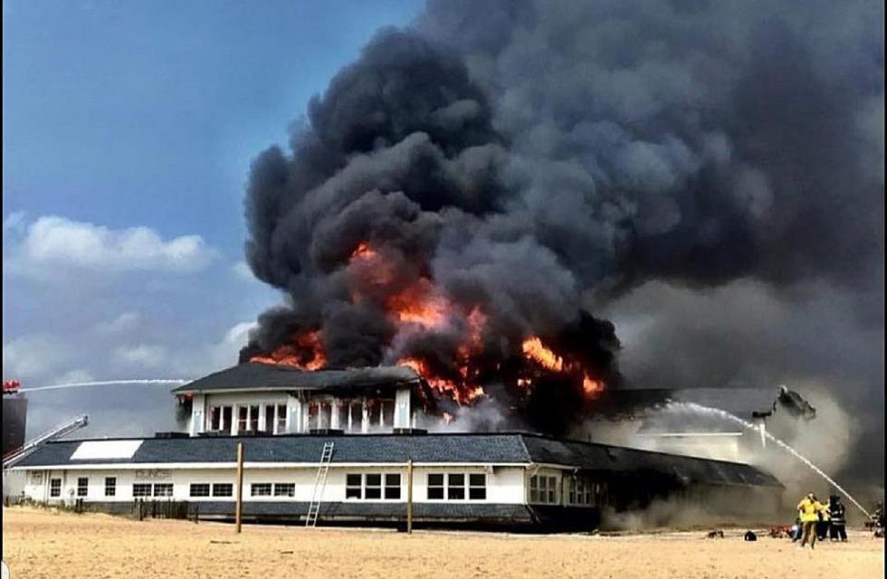NEPTUNE: Ocean Grove Boardwalk Fire Update