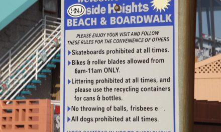 Seaside Heights: Semi-Conscious