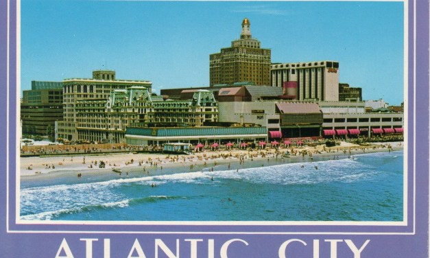 ATLANTIC CITY: Water main break shuts off running water