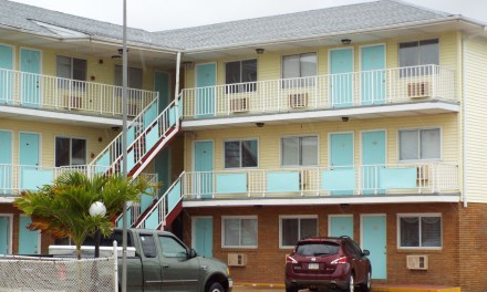 SSH: Stabbing @ Surfside Motel