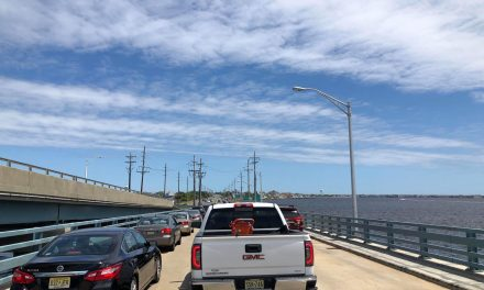 Heavy Traffic Heads To The Shore for the Holiday Weekend