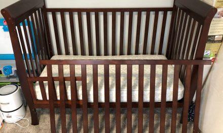 FREE Crib & Mattress