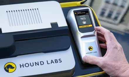 Weed breathalyzer could soon test if you're high behind the wheel