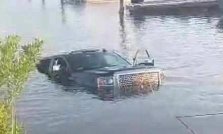 BRICK: Boat Ramp Mishap