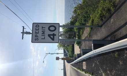 TR: Mathis Bridge Speed Limit Lowered?