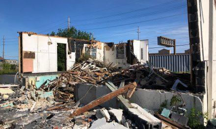 TR: Pine Rest Motel- Demolition Arrives!