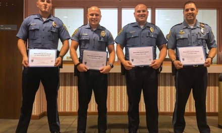 BEACHWOOD: Police Department Awards Ceremony