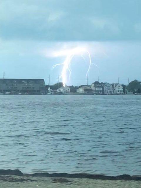SSH/SSP: Awesome Lightning Strikes