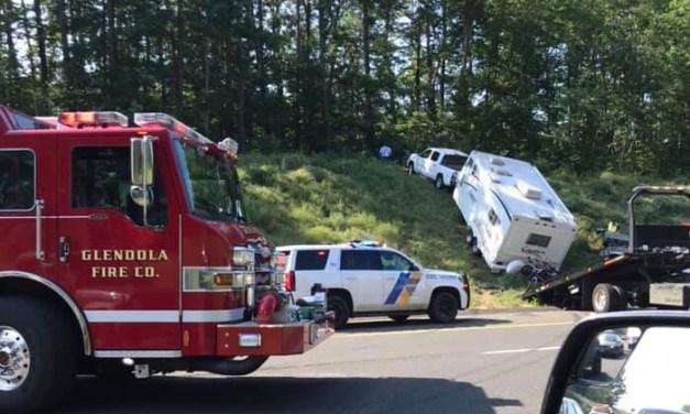 GSP: Overturned Vehicle