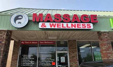 TR: Dryer Fire Shuts Down local Massage & Wellness Center