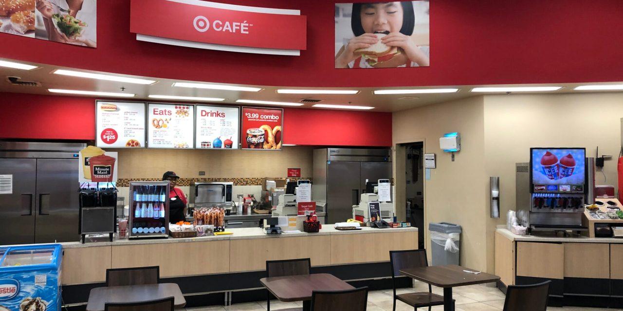 TOMS RIVER: Starbucks Coming to Target!