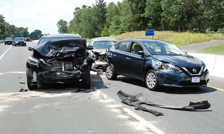 MANCHESTER: Serious Injuries After 5-Car Crash On NJ 37