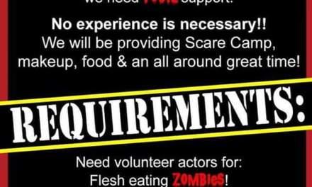 Barnegat : Zombie Casting