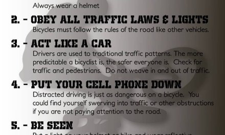 TOMS RIVER: Crackdown On Juvenile Bicycle Brigades Riding Stupid!