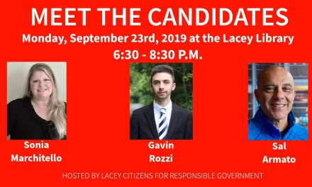 LACEY: Meet Future Board of Education Candidates!