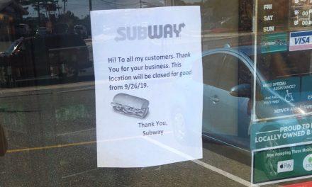 TOMS RIVER: Last Subway to Close