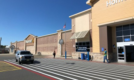 LACEY: CDS @ Walmart