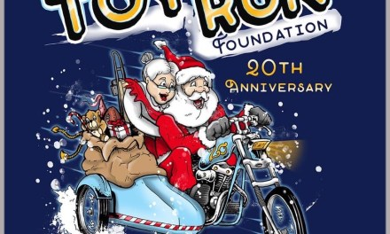 Toy Run Foundation 20th Anniversary ride this weekend