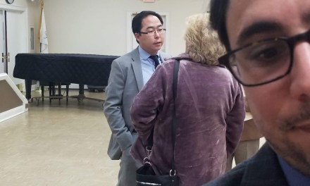 Brick: 8 Complaints have been filed with the Ocean County Board of Election regarding Congressman Andy Kim's Meeting