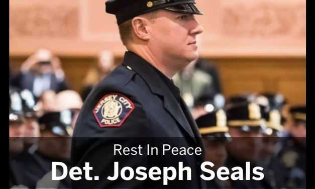 Jersey City Police Officer Killed identified as Detective Joseph Seals