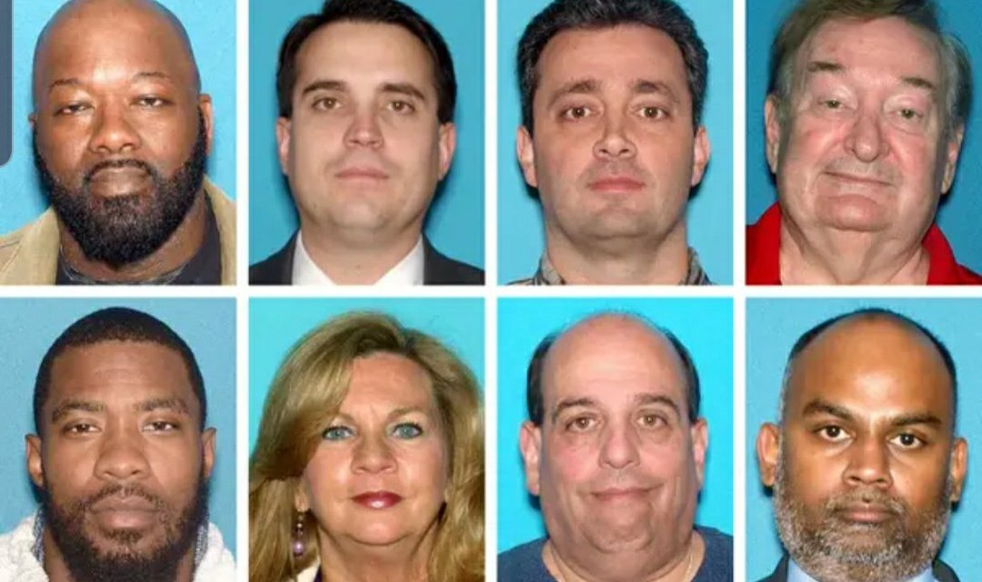 8 Charged In NJ Political Corruption Case