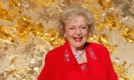 Happy 98th Birthday Betty White!!