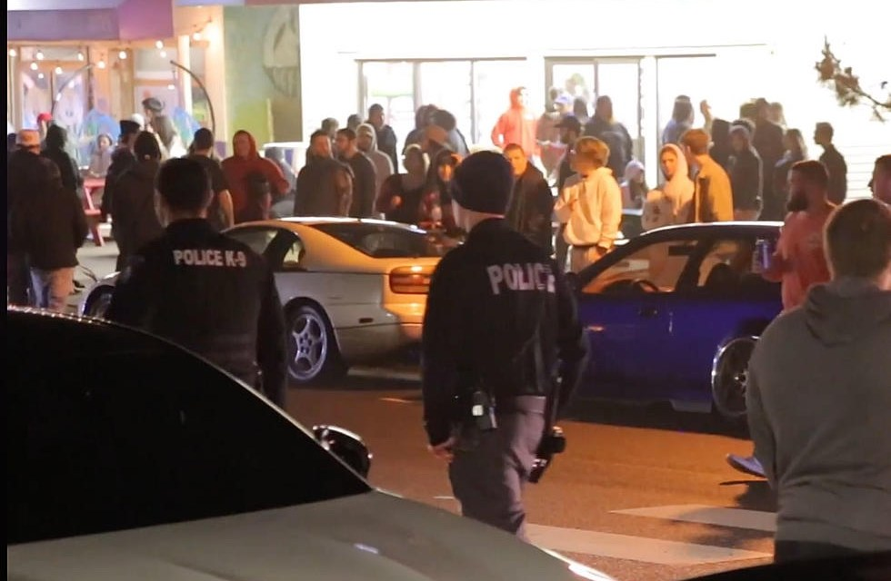 BELMAR: POP-UP CAR MEET CAUSES NOISE, TRAFFIC CONGESTION