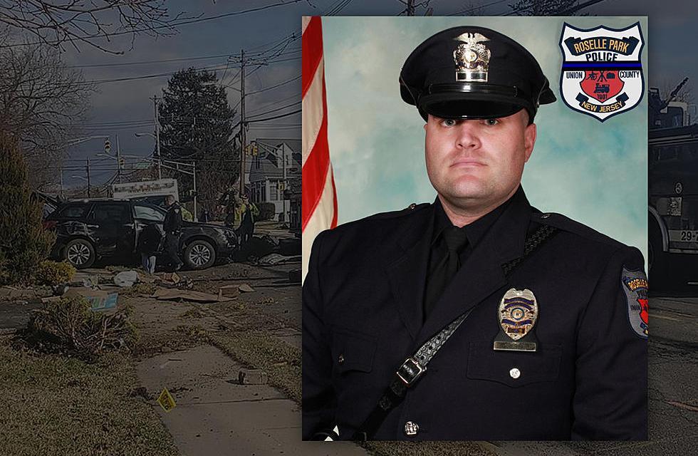 NJ Police Officer Off Duty shoots himself after crashing car
