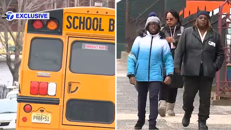 """Handle These Kids Yourself"" Says Bus Driver who Abandons Bus Of Kids"