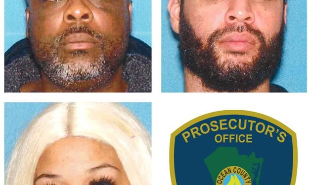 SEASIDE HEIGHTS: 3 Arrested For Drug Distribution
