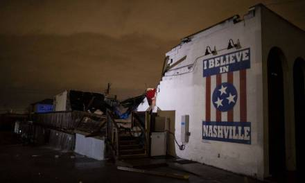 TENNESSEE : DEADLY AND DESTRUCTIVE TORNADO
