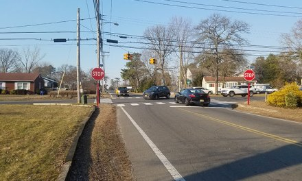 MANCHESTER: Traffic Light Wanted At Dangerous Intersection