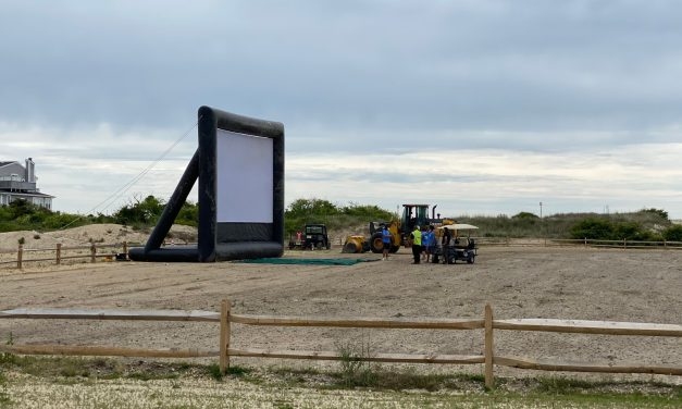 SSH: Preparations for Drive-In Movies