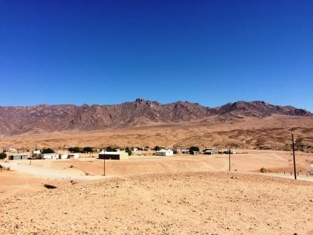A view of Kuboes, Richtersveld, Northern Cape, South Africa