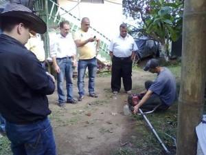 demostrando guada§a funcionando con bioetanol-aceite higuerilla