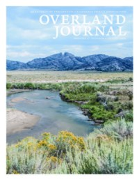 Overland Journal vol 27 no 1 Spring 2019