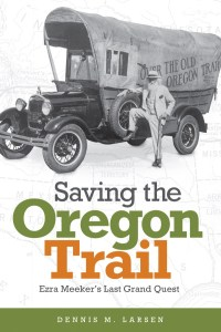 cover of Saving the Oregon Trail