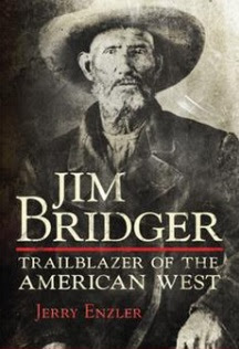 cover of book about Jim Bridger