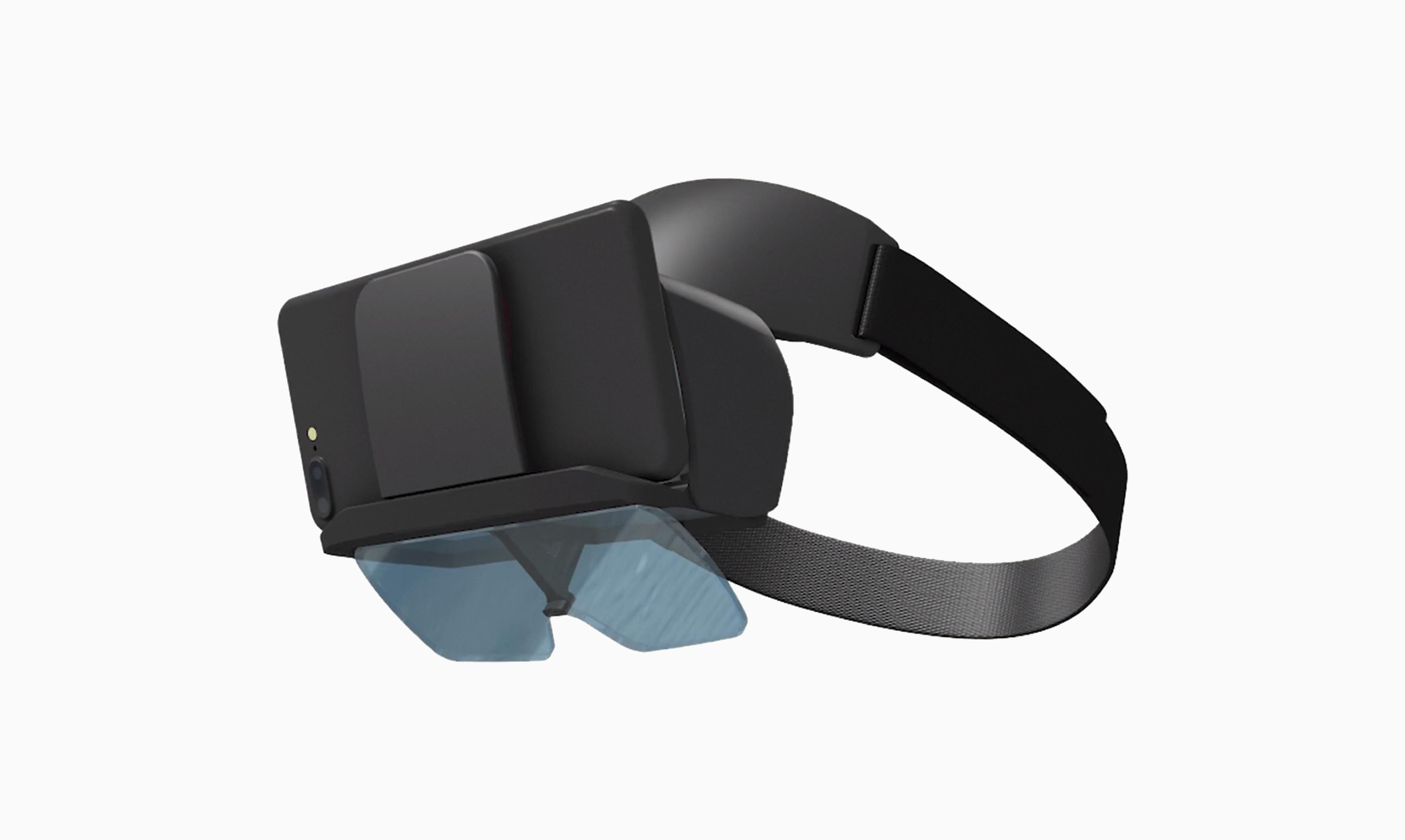 Octagon AR Titan Headset – Interactive AR Experience
