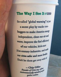 Starbucks The Way I See It Quote 289