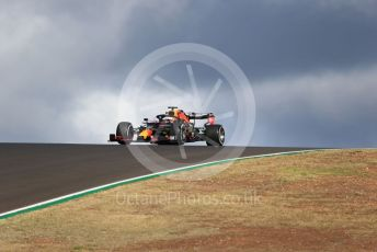 World © Octane Photographic Ltd. Formula 1 – F1 Portuguese GP, Practice 1. Aston Martin Red Bull Racing RB16 – Max Verstappen. Autodromo do Algarve, Portimao, Portugal. Friday 23rd October 2020.