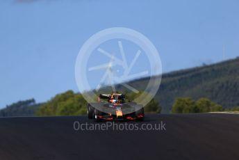 World © Octane Photographic Ltd. Formula 1 – F1 Portuguese GP, Practice 2. Aston Martin Red Bull Racing RB16 – Max Verstappen. Autodromo do Algarve, Portimao, Portugal. Friday 23rd October 2020.