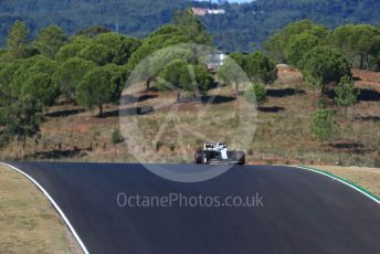 World © Octane Photographic Ltd. Formula 1 – F1 Portuguese GP, Practice 2. Williams Racing FW43 – Nicholas Latifi. Autodromo do Algarve, Portimao, Portugal. Friday 23rd October 2020.
