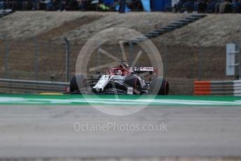 World © Octane Photographic Ltd. Formula 1 – F1 Portuguese GP, Race. Alfa Romeo Racing Orlen C39 – Kimi Raikkonen. Autodromo do Algarve, Portimao, Portugal. Sunday 25th October 2020.