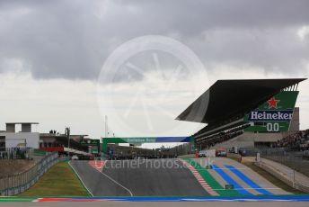 World © Octane Photographic Ltd. Formula 1 – F1 Portuguese GP, Race. Grid. Autodromo do Algarve, Portimao, Portugal. Sunday 25th October 2020.