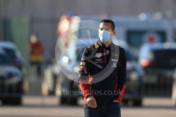 World © Octane Photographic Ltd. Formula 1 – F1 Portuguese GP. Sebastien Buemi. Autodromo do Algarve, Portimao, Portugal. Friday 23rd October 2020.